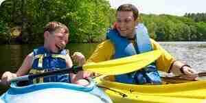 Encontrar el mejor kayak de mar destinos