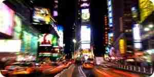 Celebrar un aniversario en la ciudad de nueva york