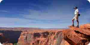 Ver el gran cañón: viaje de aventura al aire libre