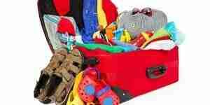Pack para unas vacaciones en familia a la playa: consejos para empacar