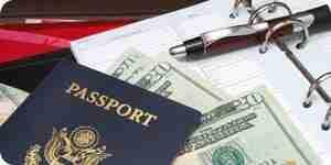Encontrar las oficinas de pasaportes