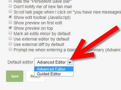 Imagen titulada Cambiar Tu Editor por Defecto en Cómo el Paso 8