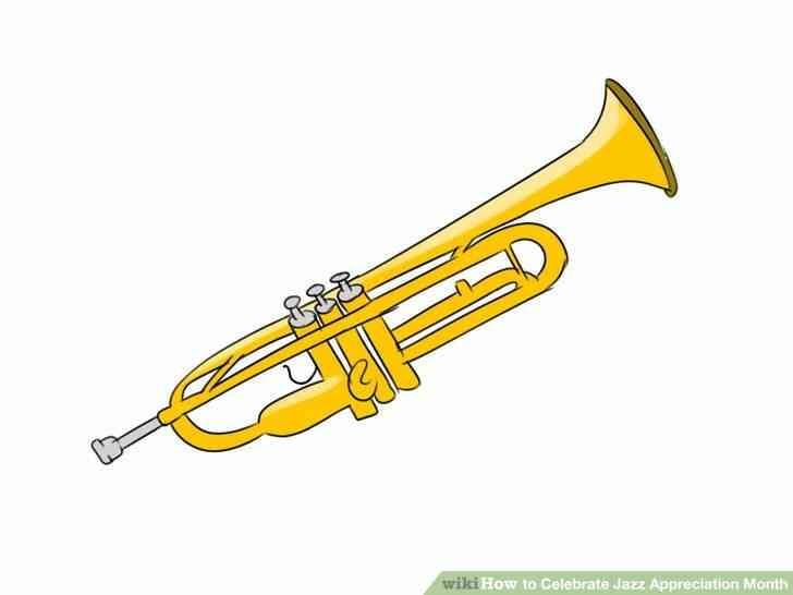 Imagen titulada Celebrar el Mes de Apreciación del Jazz Paso 5