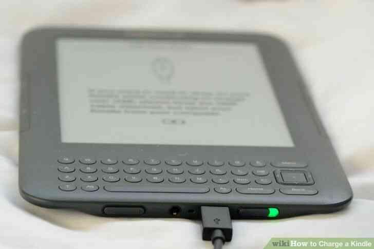 Imagen titulada Cargo de un Kindle Paso 16