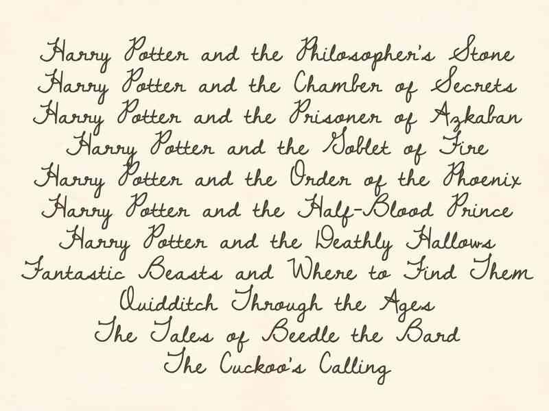Cómo Elegir los Libros de los Niños para los Fans de Harry Potter