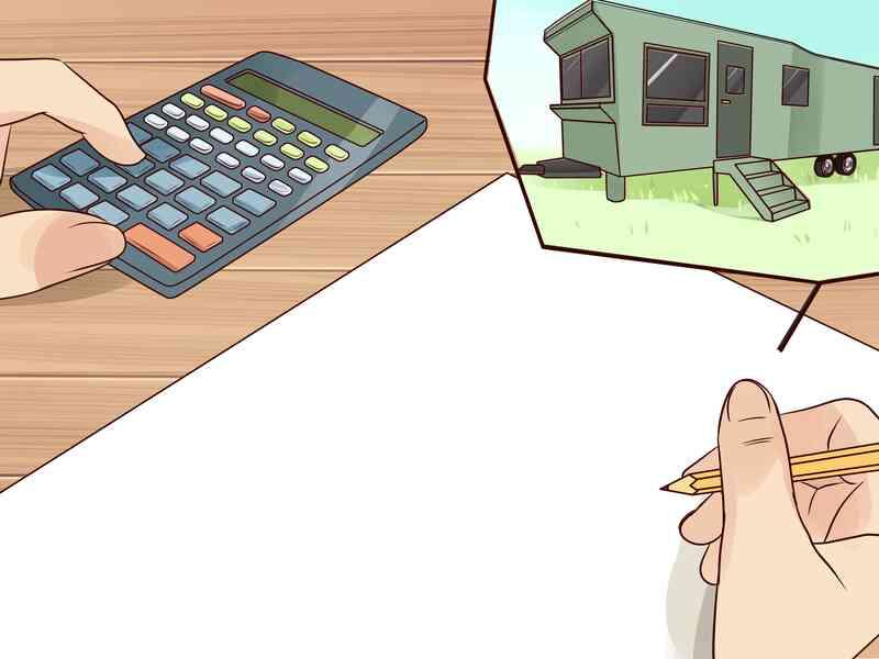 Cómo Calcular el Valor de una Casa Móvil