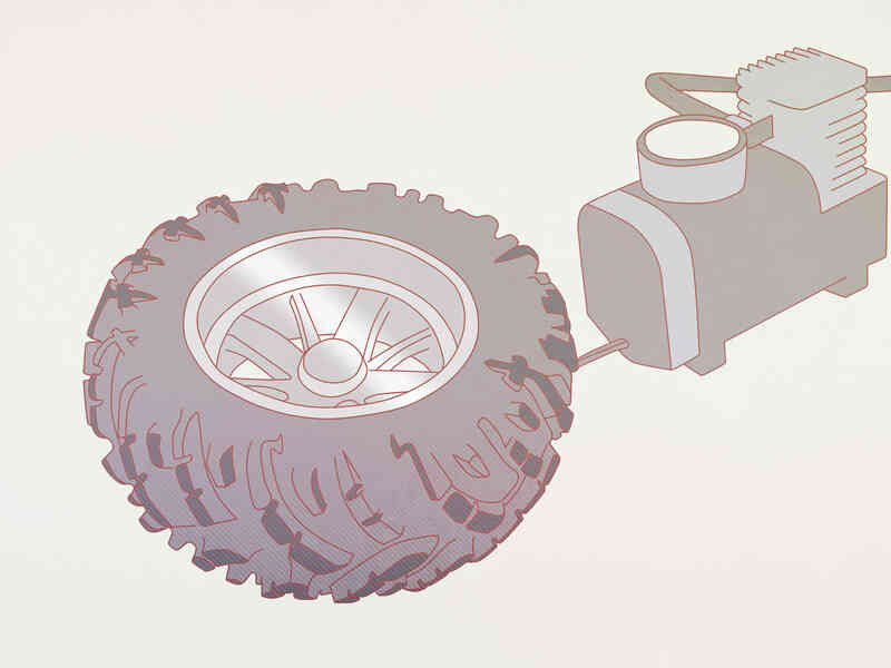 Cómo Cambiar un Neumático de ATV