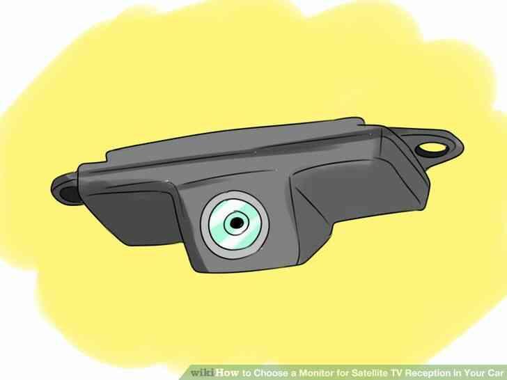 Imagen titulada Elegir un Monitor de TV vía Satélite de Recepción en Su Coche Paso 7
