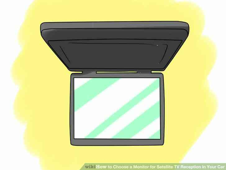 Imagen titulada Elegir un Monitor de TV vía Satélite de Recepción en Su Coche Paso 2