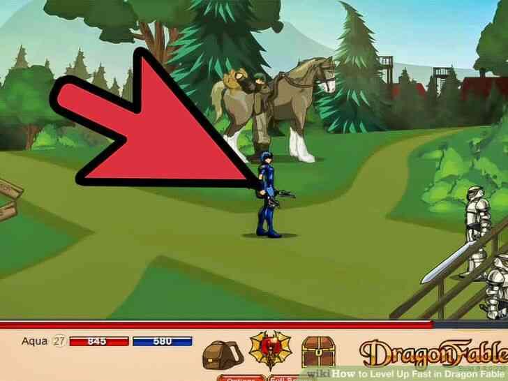 Cómo Subir De Nivel Rápido En Dragon Fable