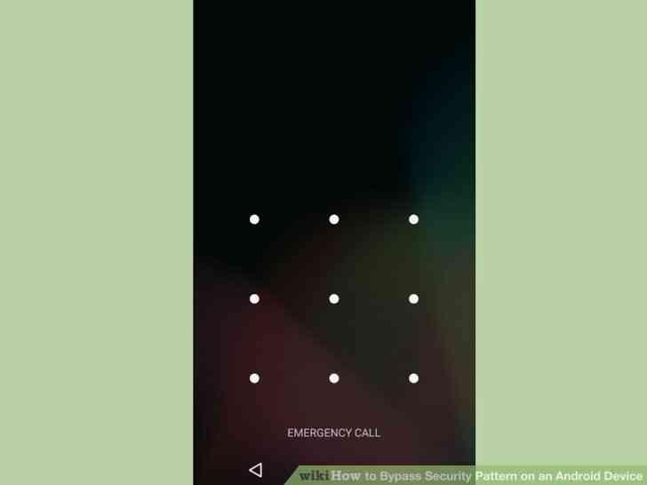 Imagen titulada Bypass Patrón de Seguridad en un Dispositivo Android Paso 5