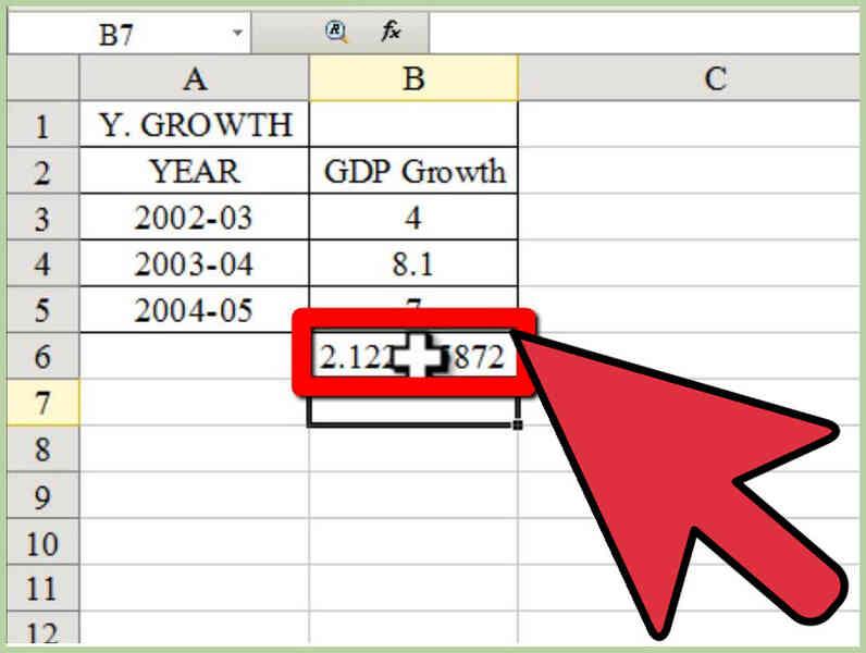Cómo Calcular la Desviación Estándar en Excel