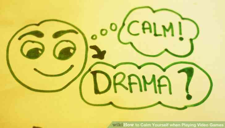 Imagen titulada calmarse cuando se juega Juegos de Video Paso 6