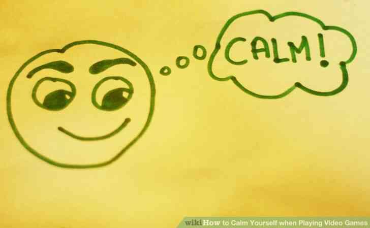 Imagen titulada calmarse cuando se juega Juegos de Video Paso 4