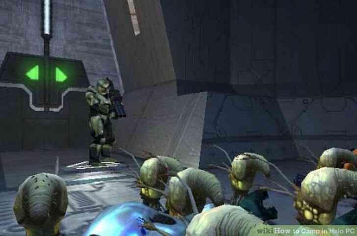 Imagen titulada Campamento en Halo PC Paso 1