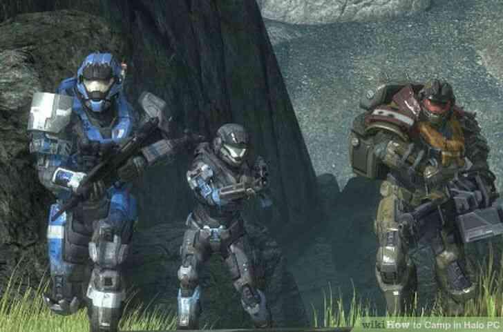 Imagen titulada Campamento en Halo PC Paso 3