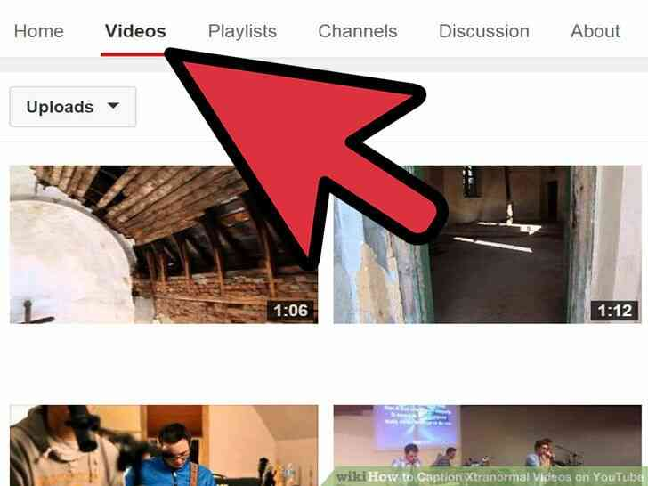 Imagen titulada Título Xtranormal Videos en YouTube Paso 2