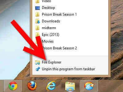 Imagen titulada Captura de Pantalla en Windows 8 Sin Pegar el Paso 2