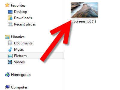 Cómo Capturar la Pantalla en Windows 8 Sin Pegar