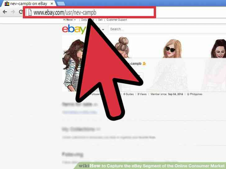 Imagen titulada Captura de eBay Segmento de la Línea del Mercado de Consumo el Paso 6