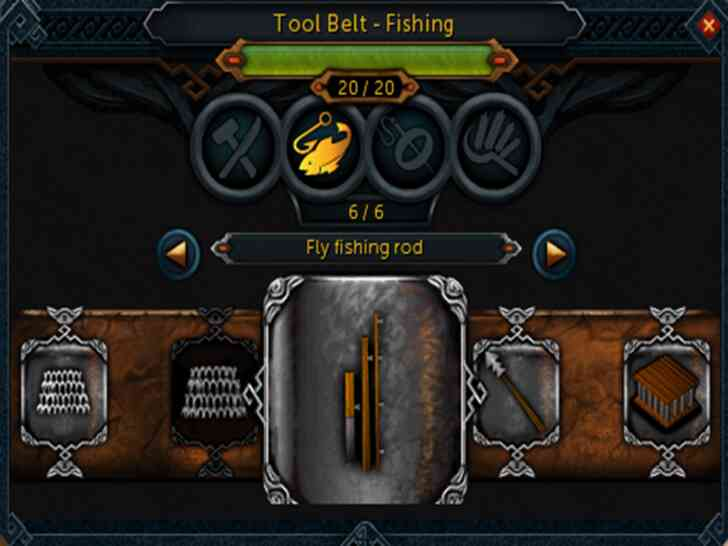 Imagen titulada RuneScape_Toolbelt_Flying_Fishing_rod.png