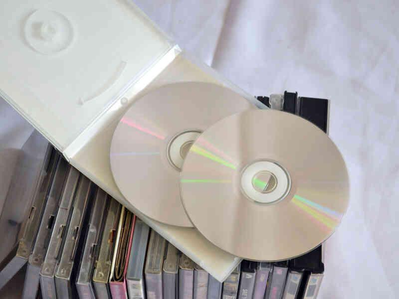 Cómo Clasificar una Colección de CD
