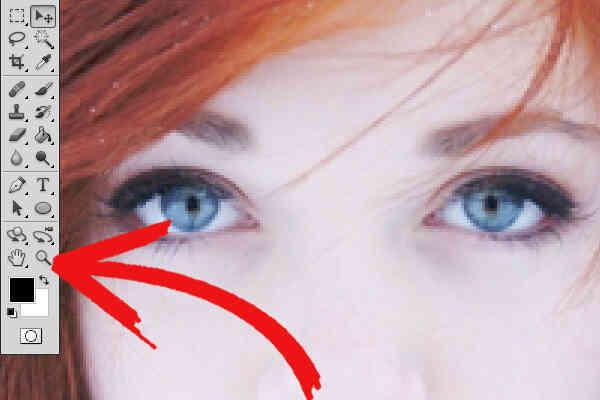 Imagen titulada Cambio de Color de Ojos en Photoshop Elements 7 Paso 2