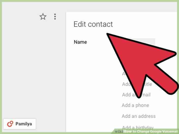 Imagen titulada Cambio de Google de correo de Voz Paso 14
