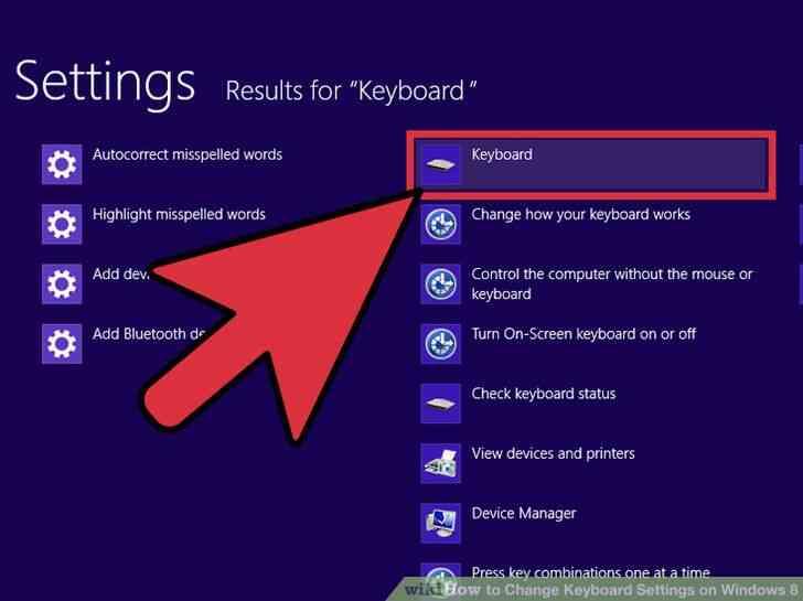 Imagen titulada Cambiar la Configuración del Teclado en Windows 8 Paso 2