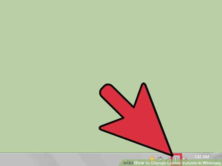 Imagen titulada Cambiar de Portátil de Volumen en Windows Paso 3