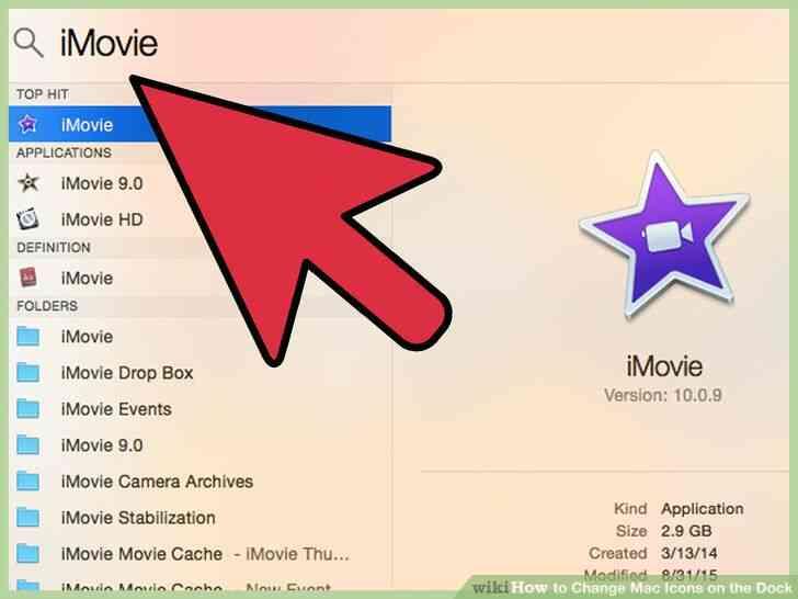 Imagen titulada Cambiar la Mac de los Iconos en el Dock Paso 9