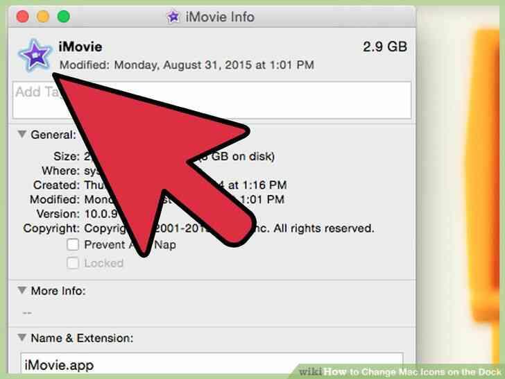 Imagen titulada Cambiar la Mac de los Iconos en el Dock Paso 10
