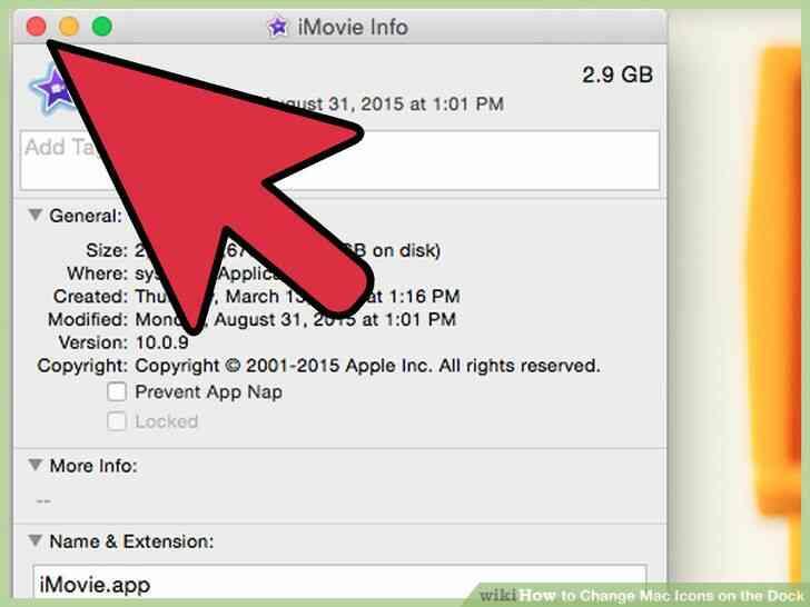 Imagen titulada Cambiar la Mac de los Iconos en el Dock Paso 11