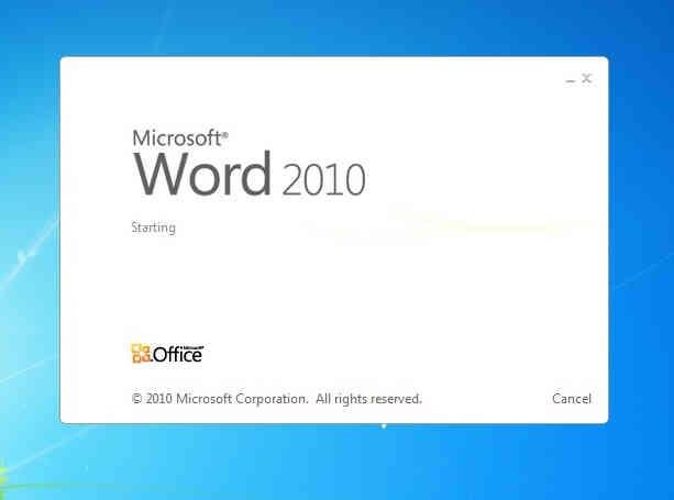 Imagen titulada Cambio de Microsoft Word 2010 Defecto .Doc Paso 1
