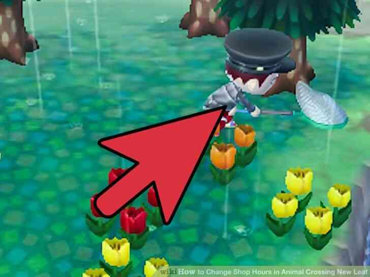 Imagen titulada Cambio de Horario de la Tienda en Animal Crossing New Leaf Paso 4