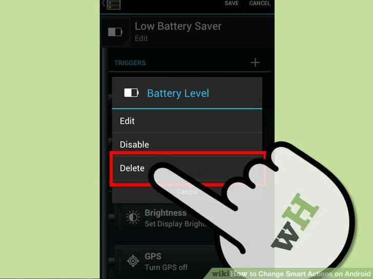 Imagen titulada Cambio de Acciones Inteligentes en Android Paso 6