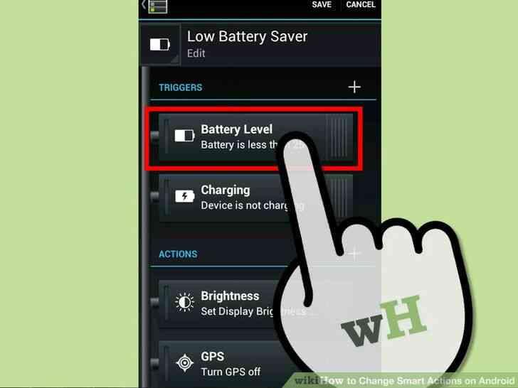 Imagen titulada Cambio de Acciones Inteligentes en Android Paso 4