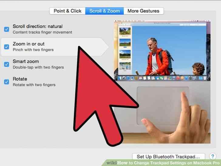 Imagen titulada Cambio de almohadilla táctil Configuración del Macbook Pro Paso 8
