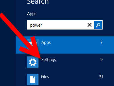 Imagen titulada Cambiar Lo Botones de encendido en Windows 8 Paso 1