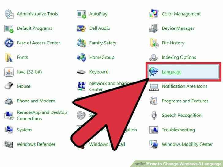 Imagen titulada Cambio de Idioma de Windows 8 Paso 3