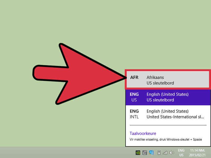 Cómo Cambiar el Idioma de Windows 8
