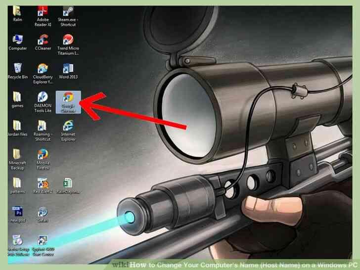 Imagen titulada Cambiar el Nombre de Su Equipo(Nombre de Host) en Windows PC Paso 11
