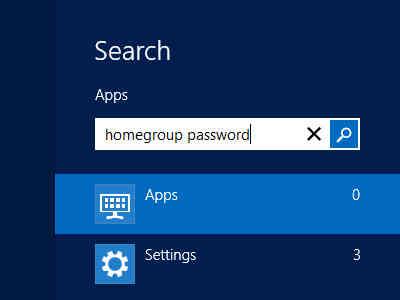 Imagen titulada Cambio de grupo en el Hogar Contraseña en Windows 8 Paso 1