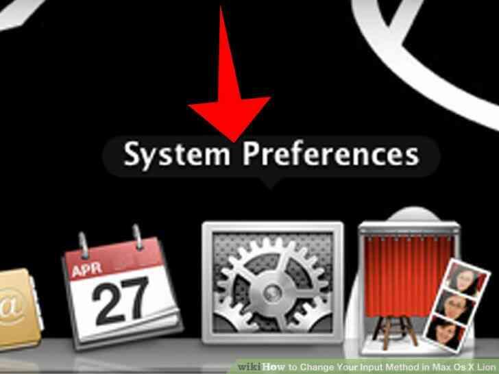 Imagen titulada configuración de Cuentas en Línea en Mac Os X Lion Paso 1