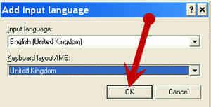 Imagen titulada Cambiar el Teclado de NOSOTROS a reino unido (Windows XP) Paso 3