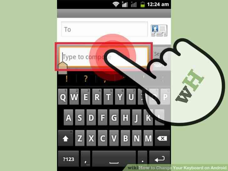 Imagen titulada Cambiar de Teclado en Android Paso 6