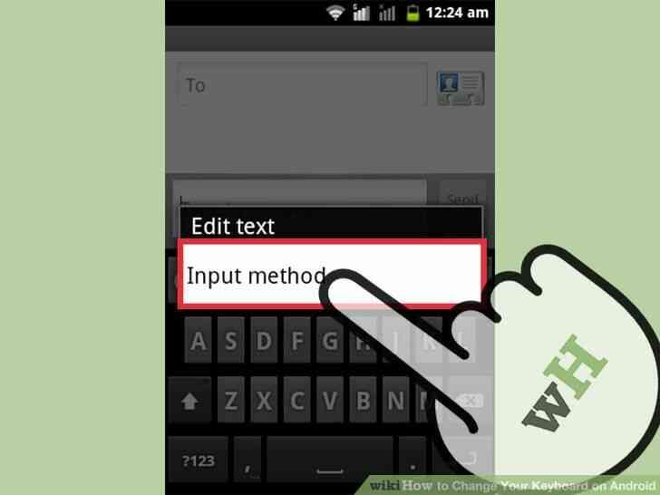 Imagen titulada Cambiar de Teclado en Android Paso 7