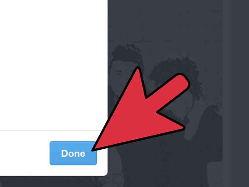 Cómo Cambiar la Tendencia del Área en Twitter