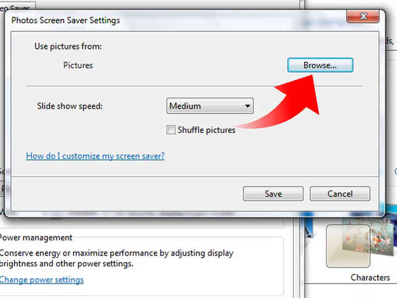 Cómo Cambiar Tu Equipo de Windows Protector de Pantalla