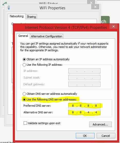 Cómo Cambiar el DNS de Windows